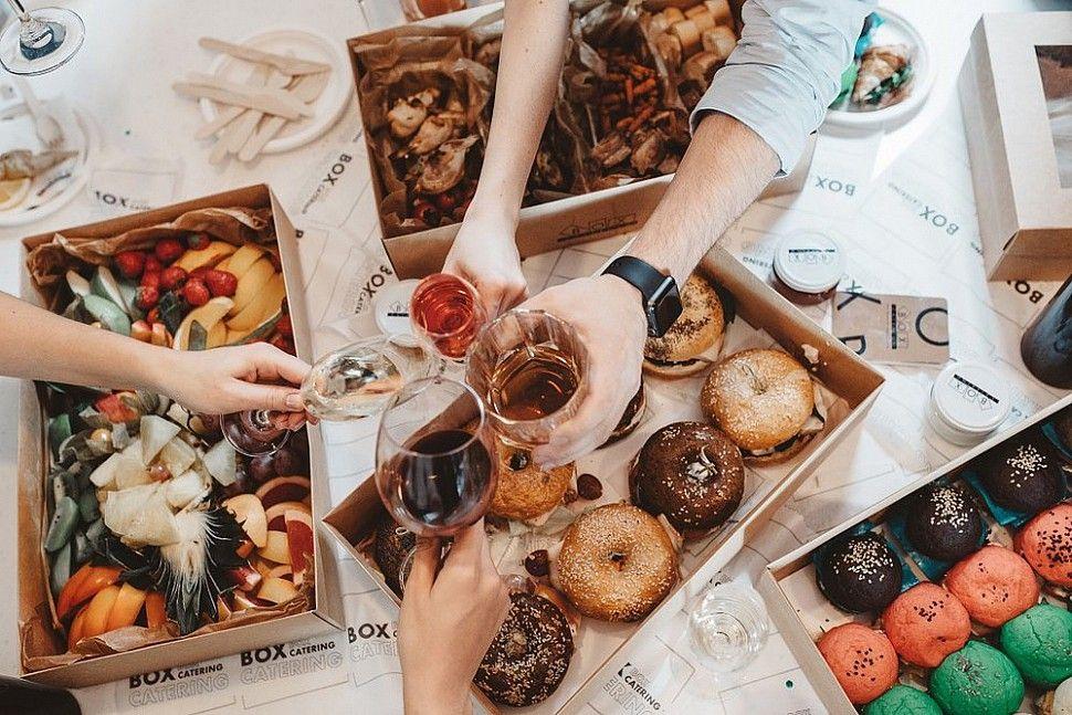 Как открыть нестандартный кейтеринг — опыт основателей BOX Catering