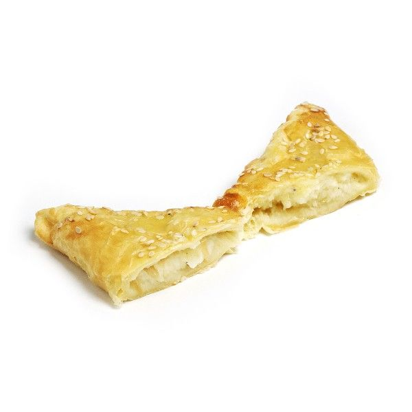 Пирожок с картофелем и брынзой