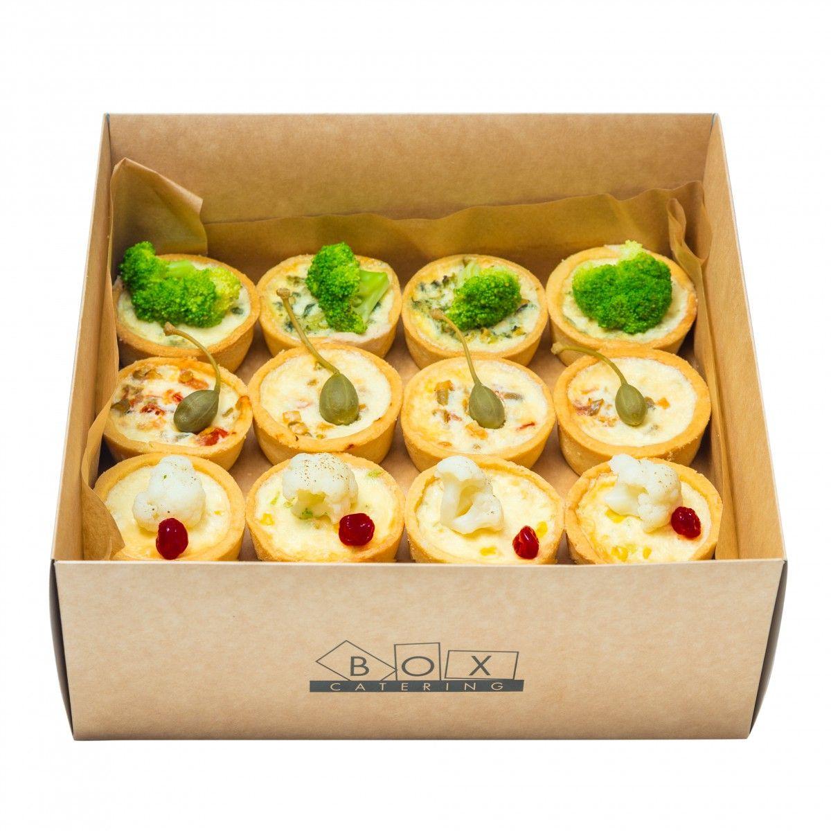 Киш лорен vegetarian smart box фото 2