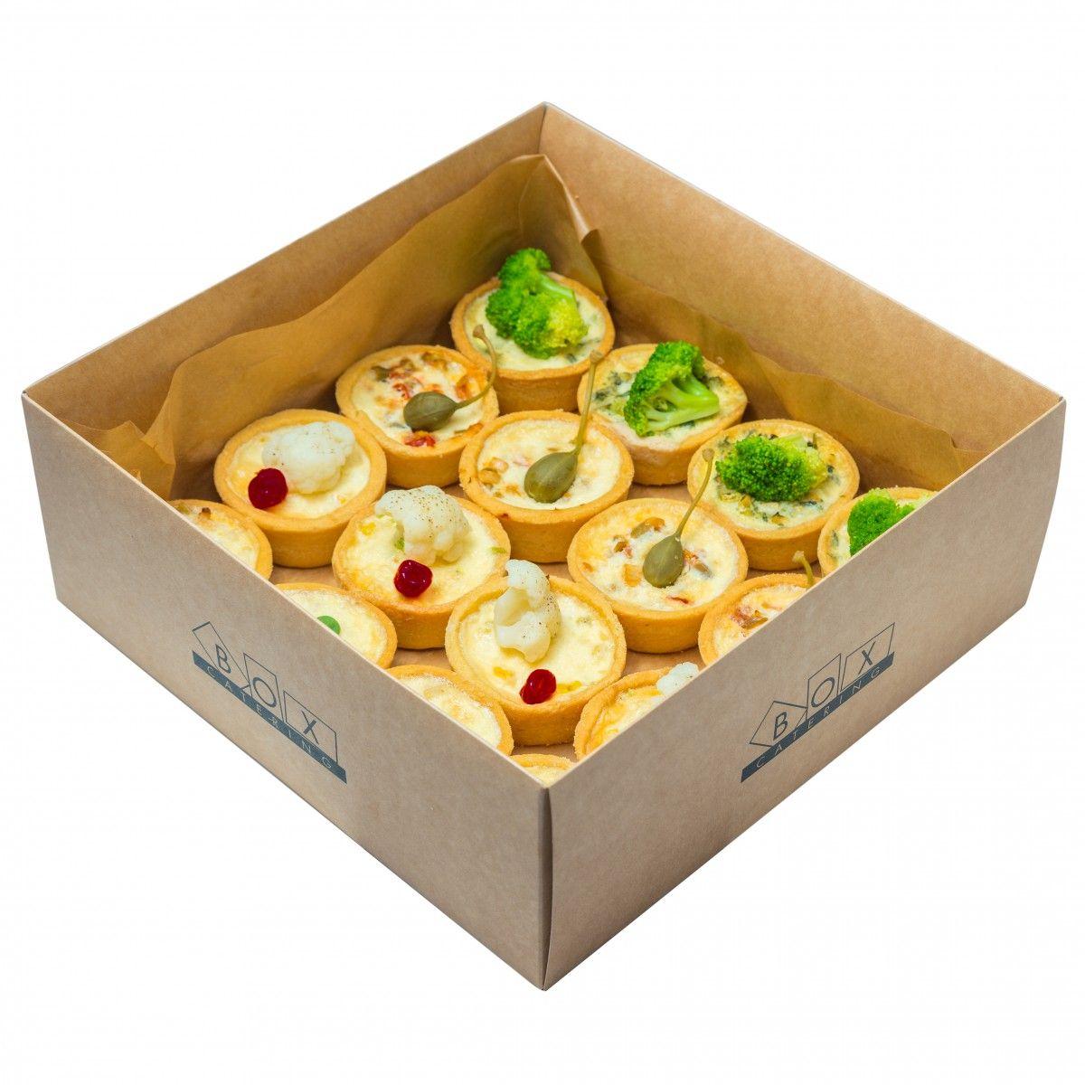 Киш лорен vegetarian box фото 3