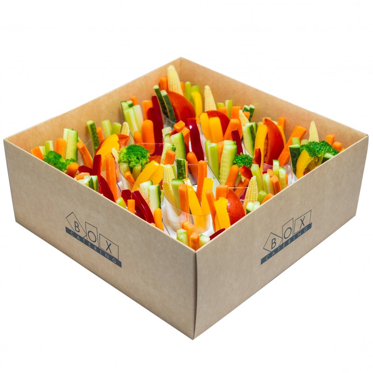 Veggies Snack box  фото 3