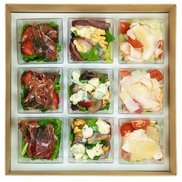 Chef salads smart box