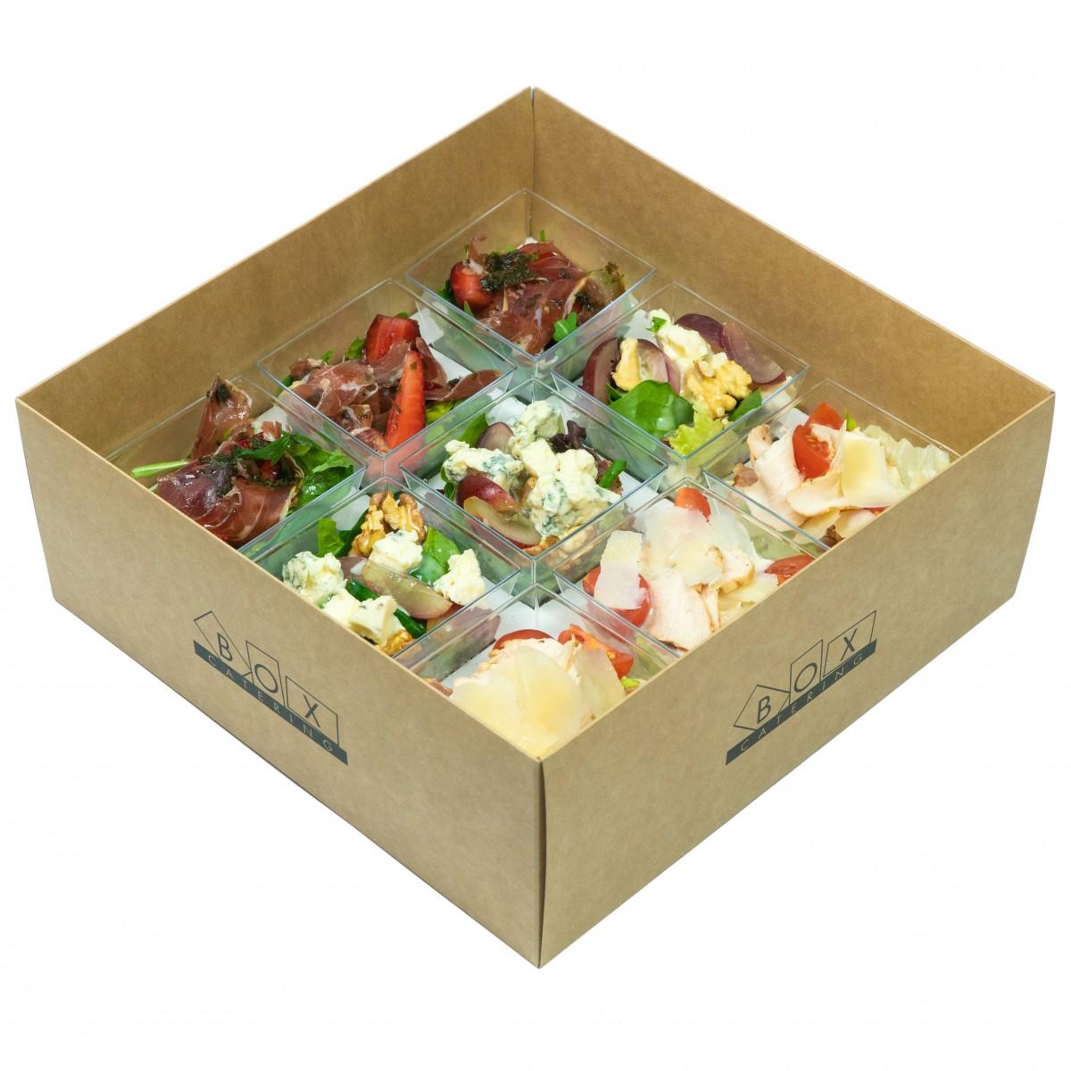 Chef salads box фото 2