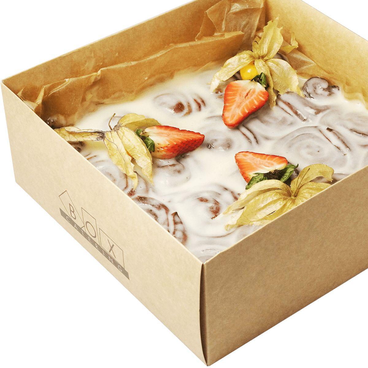 Cinnabon smart box фото 3