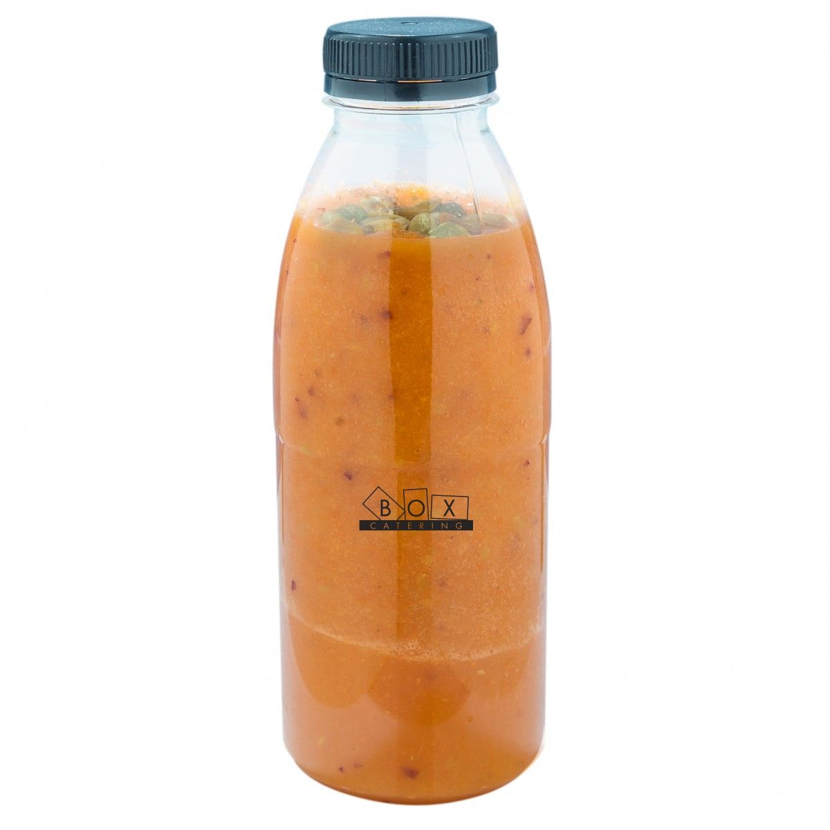Смузи яблочно-морковный фото 1