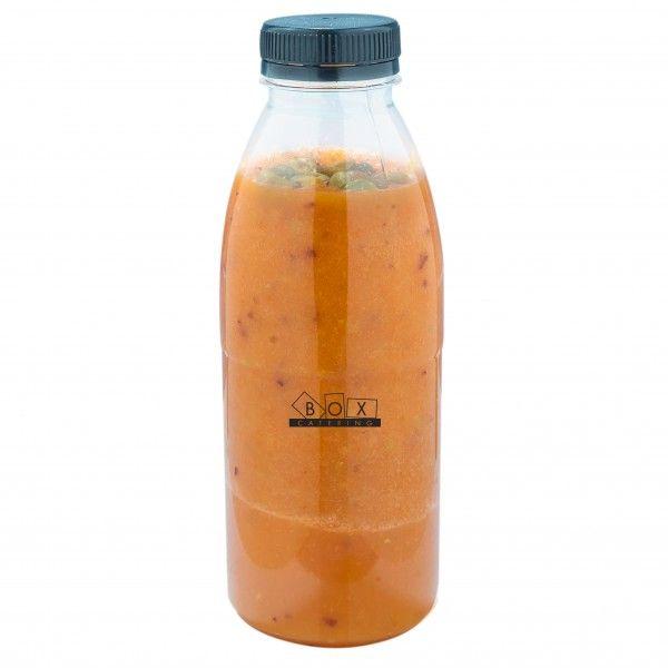 Смузи яблочно-морковный