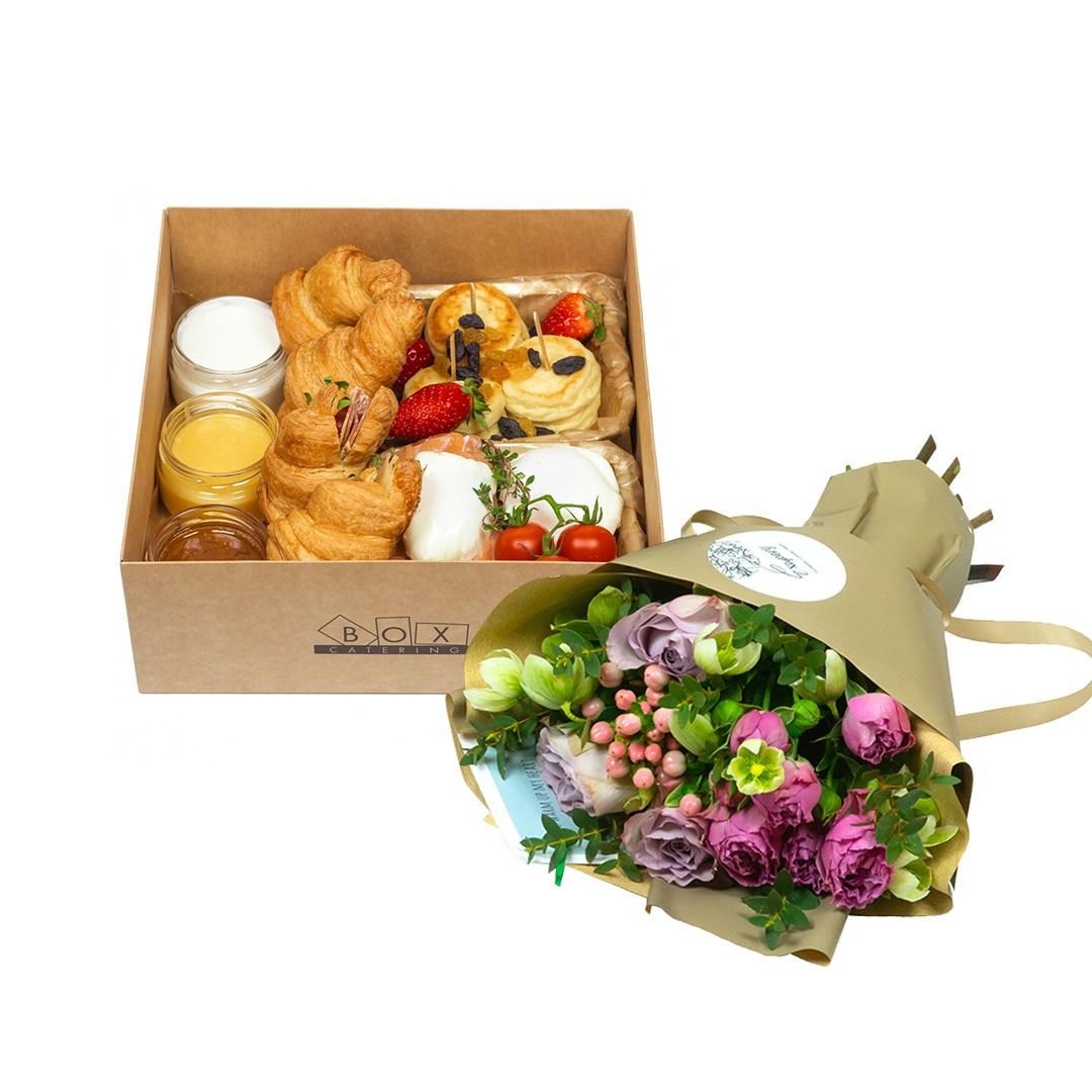 Breakfast prezent box  фото 1