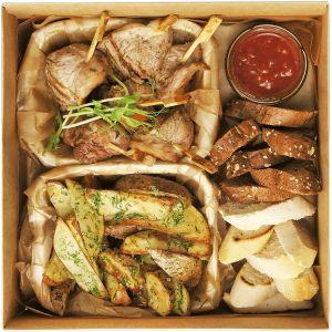 Hot pork box: 699 грн. фото 7