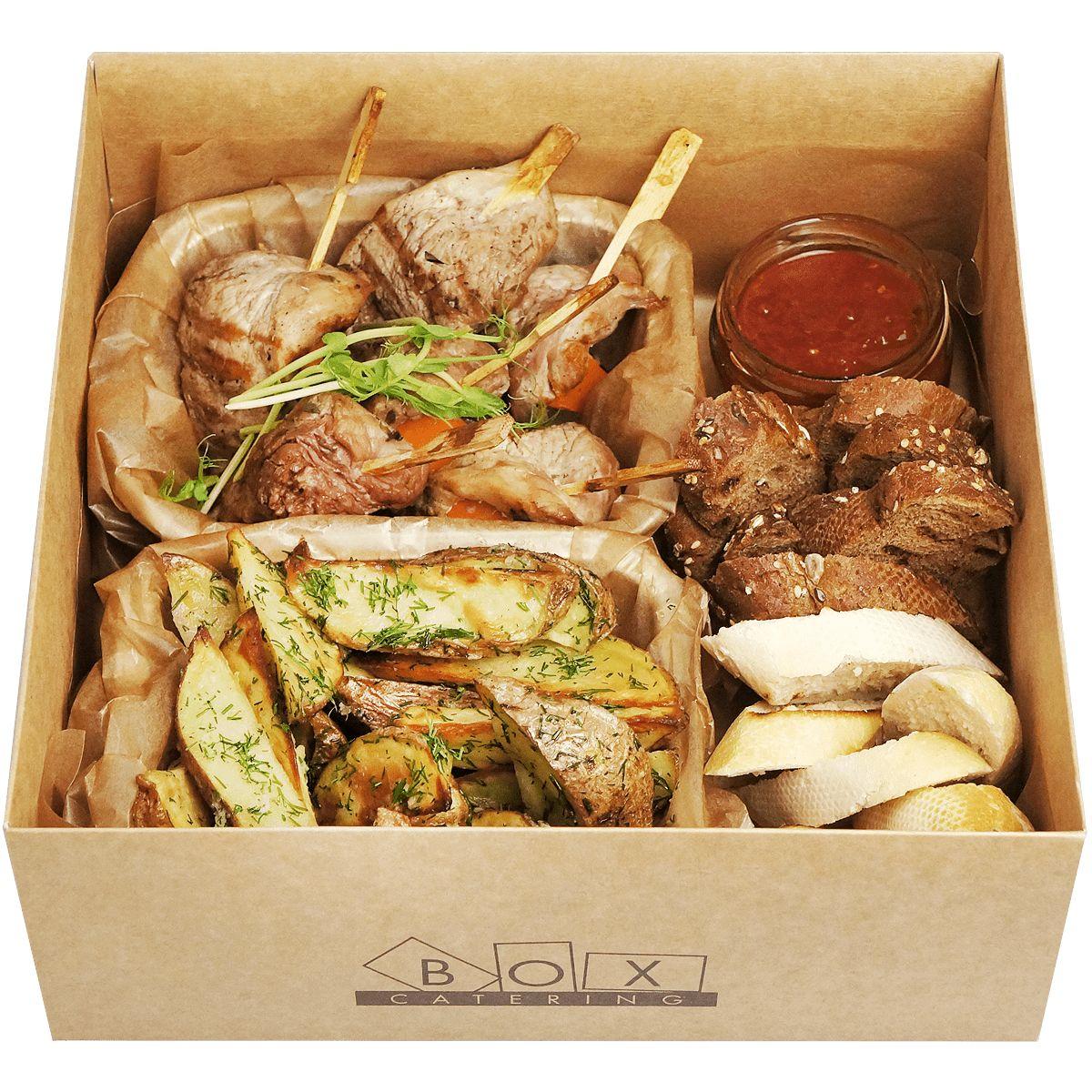 Hot pork box фото 2
