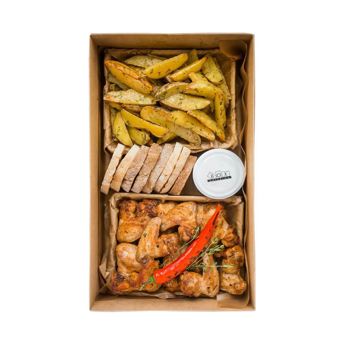 Chicken big box фото 1