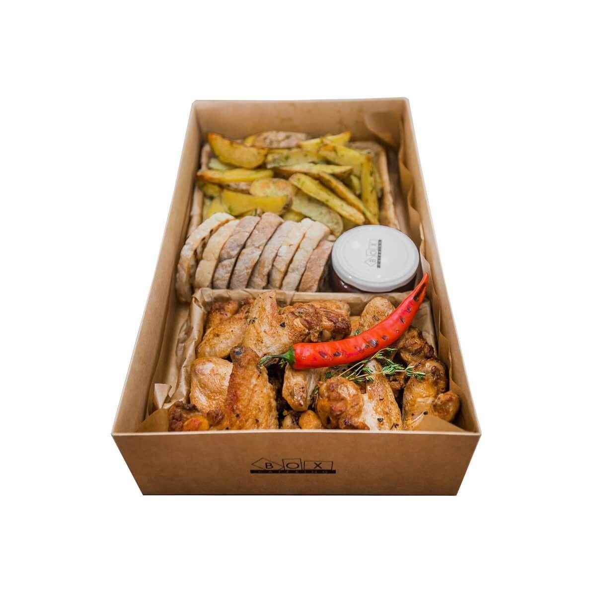 Chicken big box фото 2