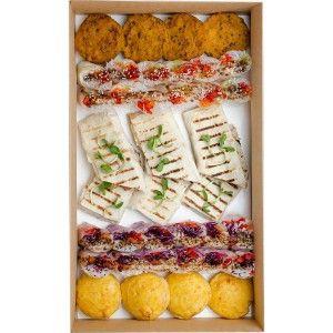 Vegetarian big box
