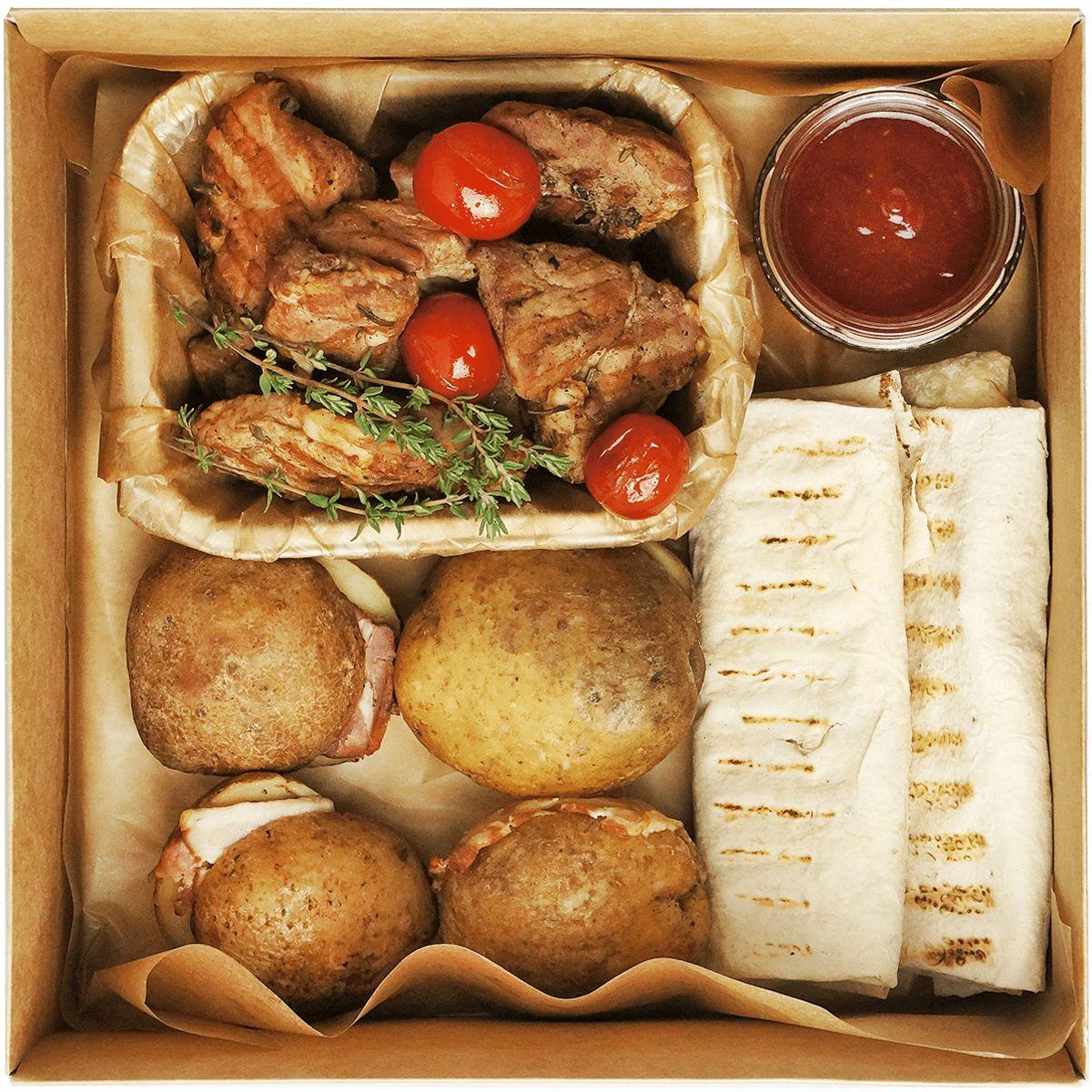 Grill pork smart box фото 1