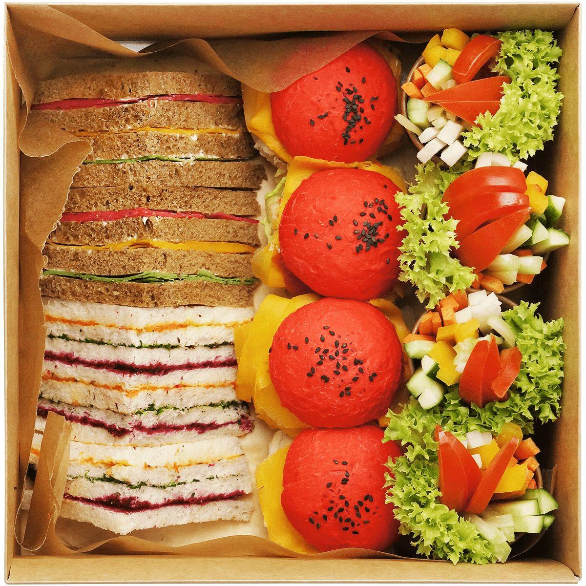 Kids sandwich smart box фото 1