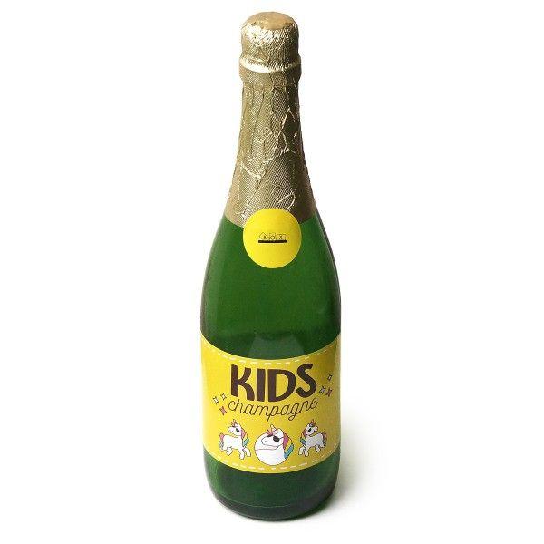 Kids champagne