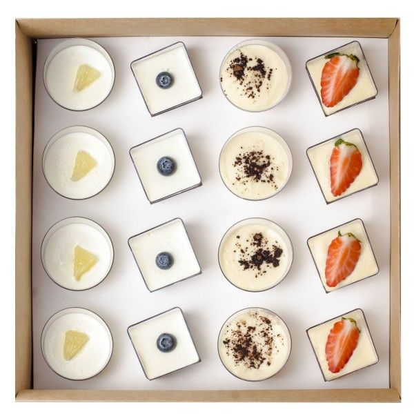 Dessert smart box