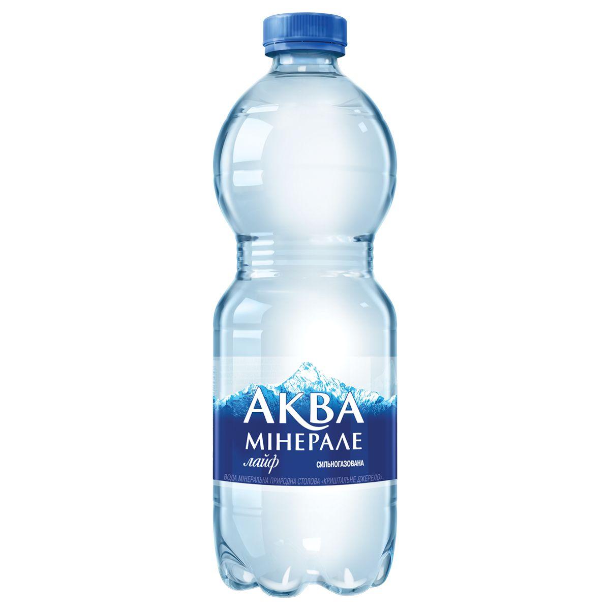 Aqua Minerale газ фото 1