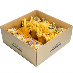 Mini burgers classic box: 799 грн. фото 11