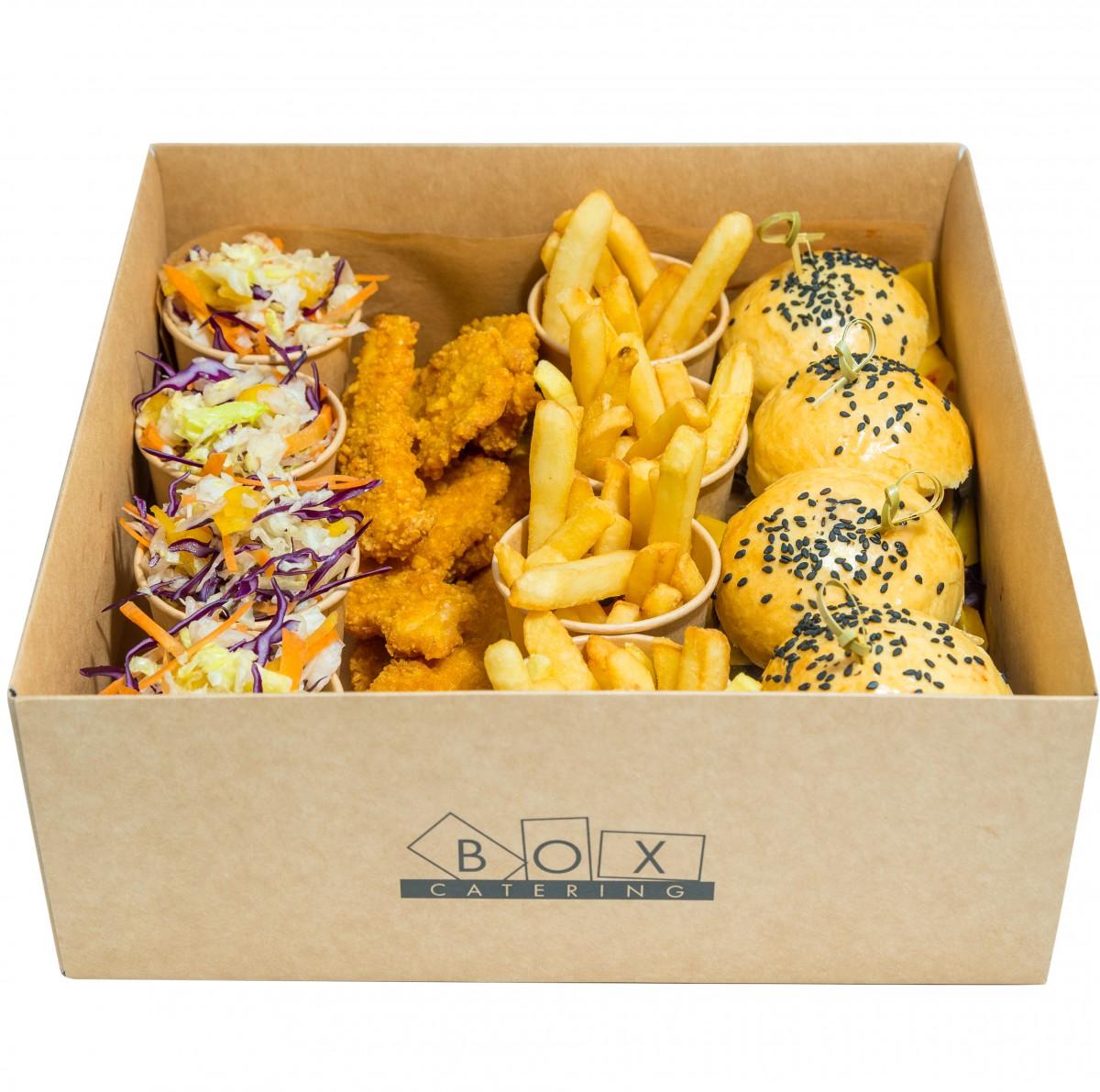 Mini burgers classic box фото 4