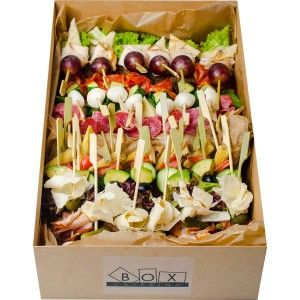 Finger Food box