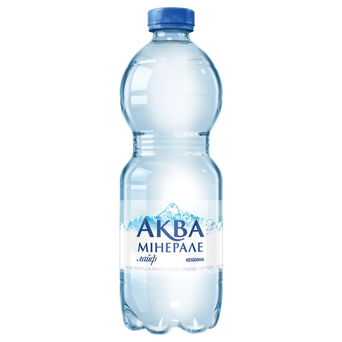 Aqua Minerale н/газ фото 1