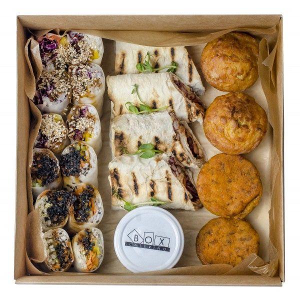 Vegetarian smart box