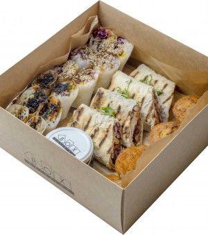 Vegetarian smart box: 599 грн. фото 9