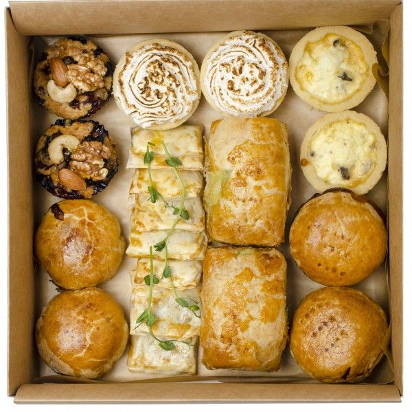 Pie smart box