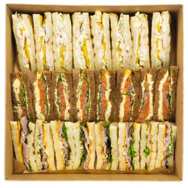 Sandwich smart box