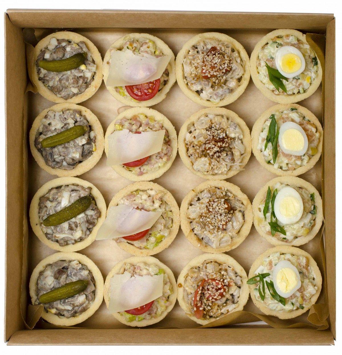 Salad box фото 1