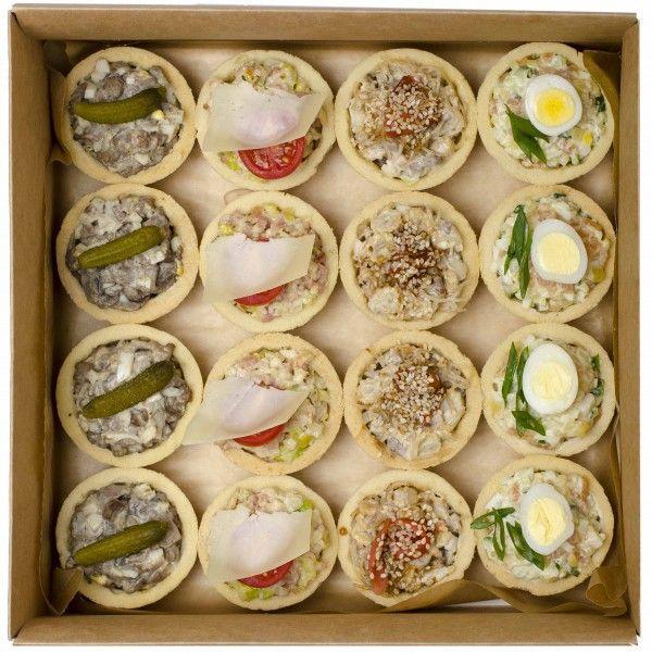 Salad smart box