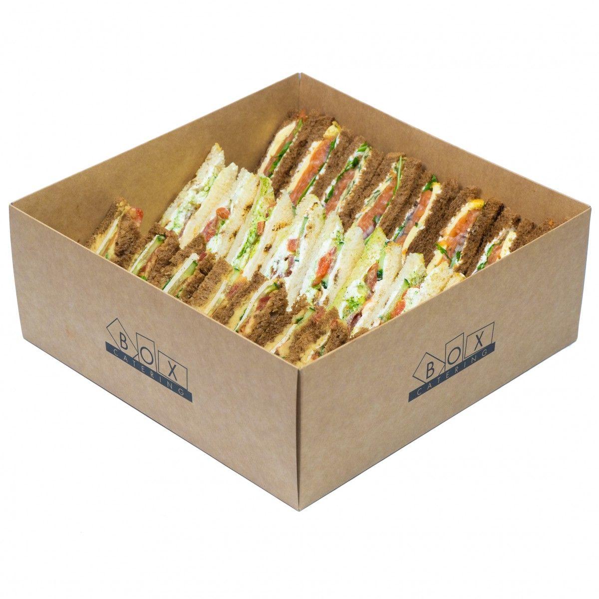 Sandwich vegetarian smart box фото 3