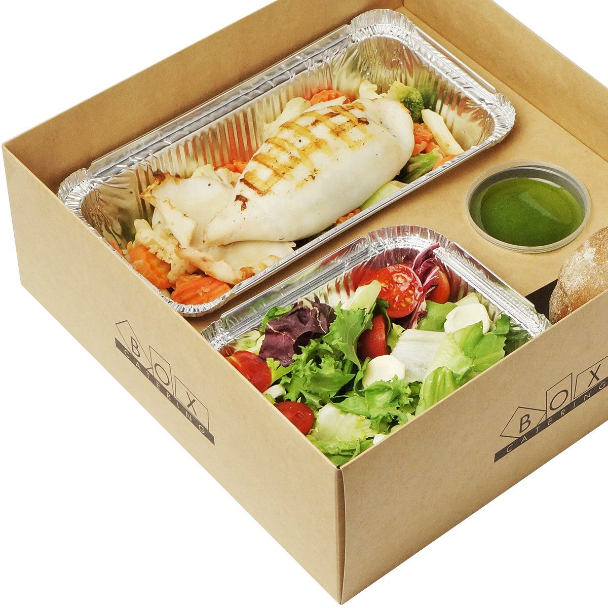 Fish Lunch box №2 фото 3
