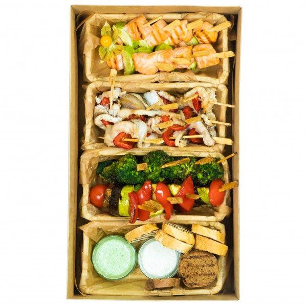 Hot fish big box