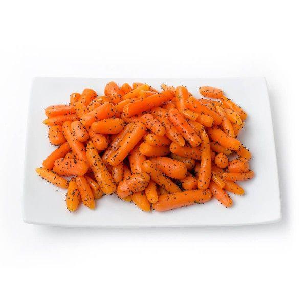 Карамелизированная baby-морковь