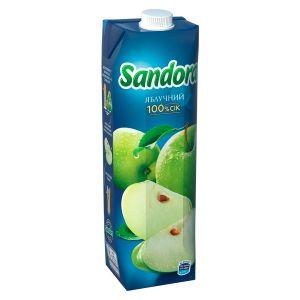 Сок Sandora яблочный: 46 грн. фото 3