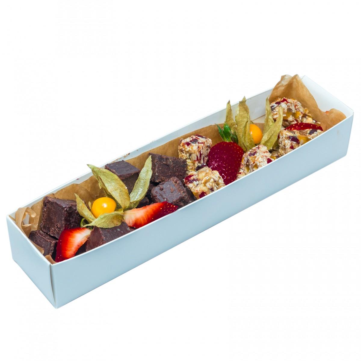 Granola brownie gift box фото 3