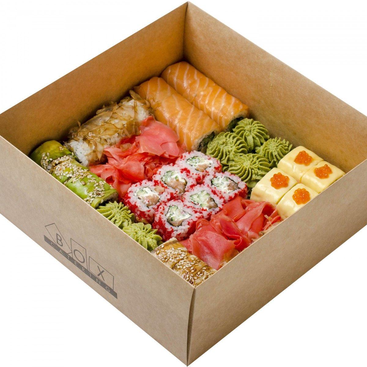 Sushi smart box фото 3