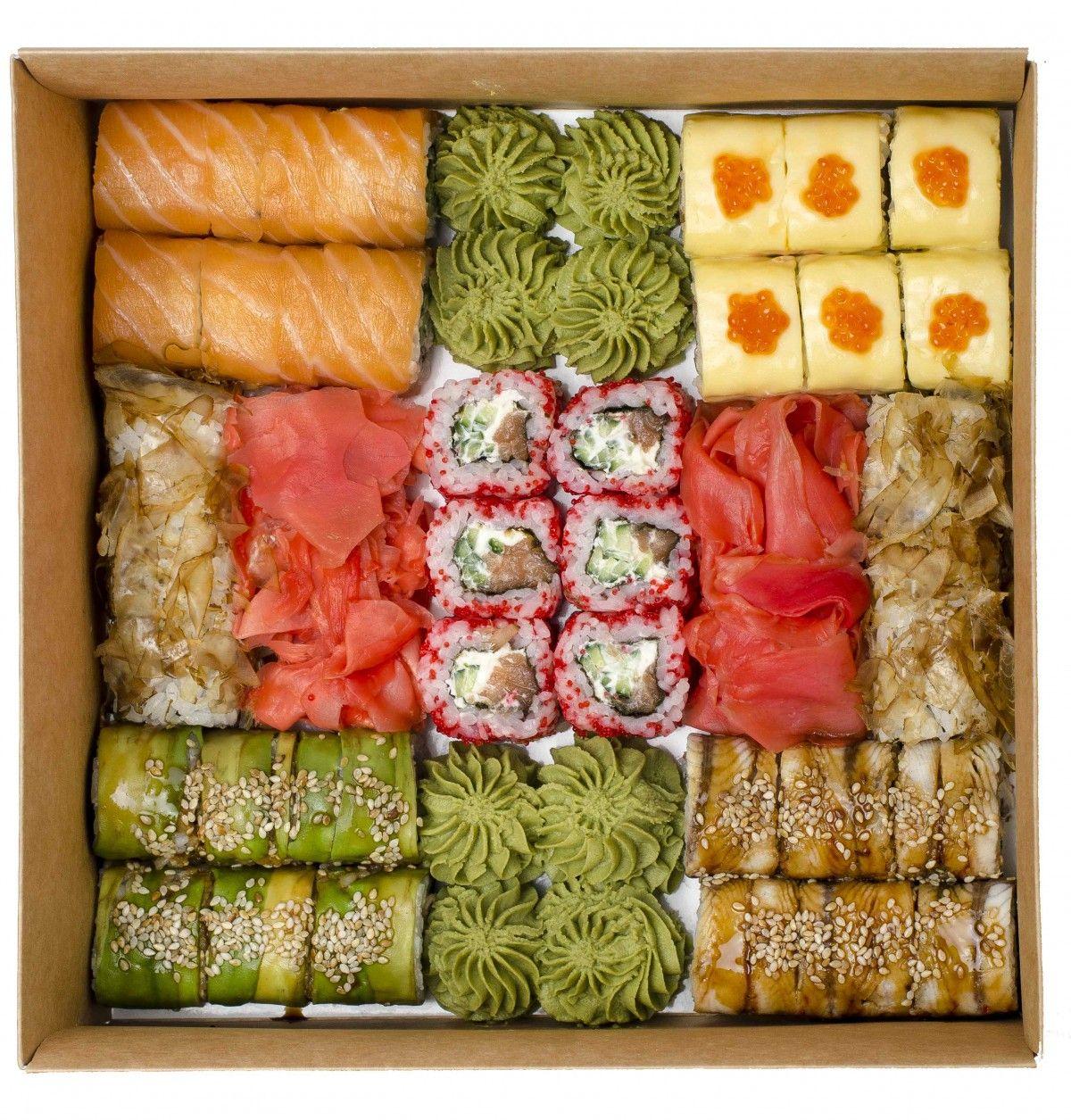 Sushi smart box фото 1