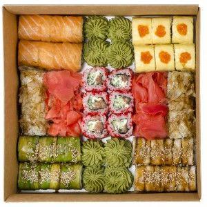 Sushi smart box