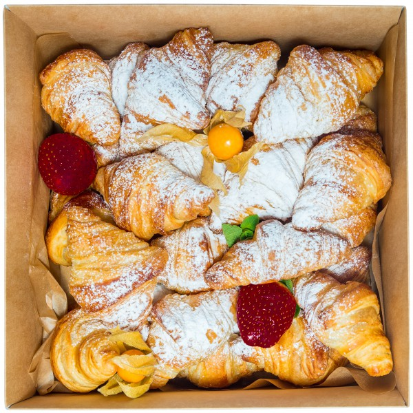 French Croissant box -50%