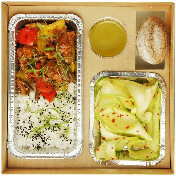 Chicken Lunch box №1