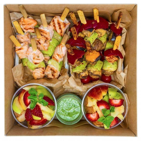 Hot Fish лосось smart box