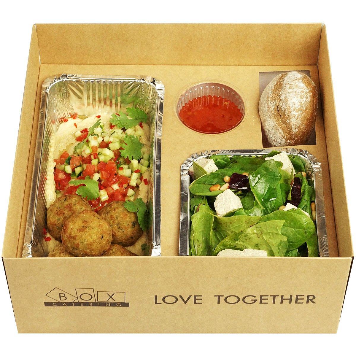 Vegan lunch box фото 2