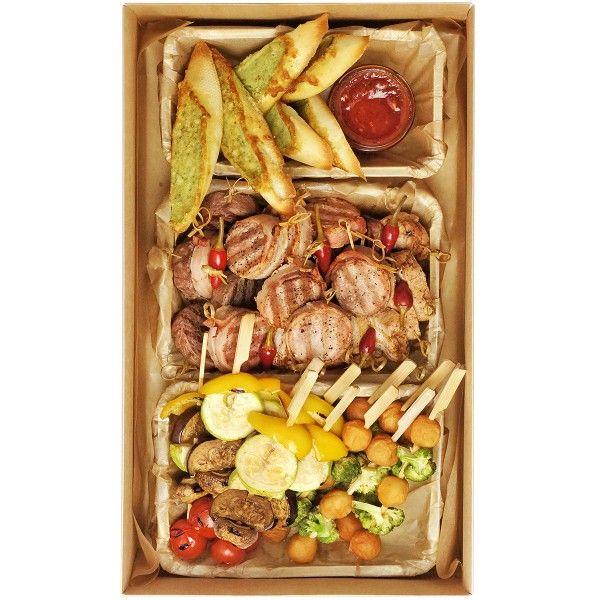 3 мяса big box