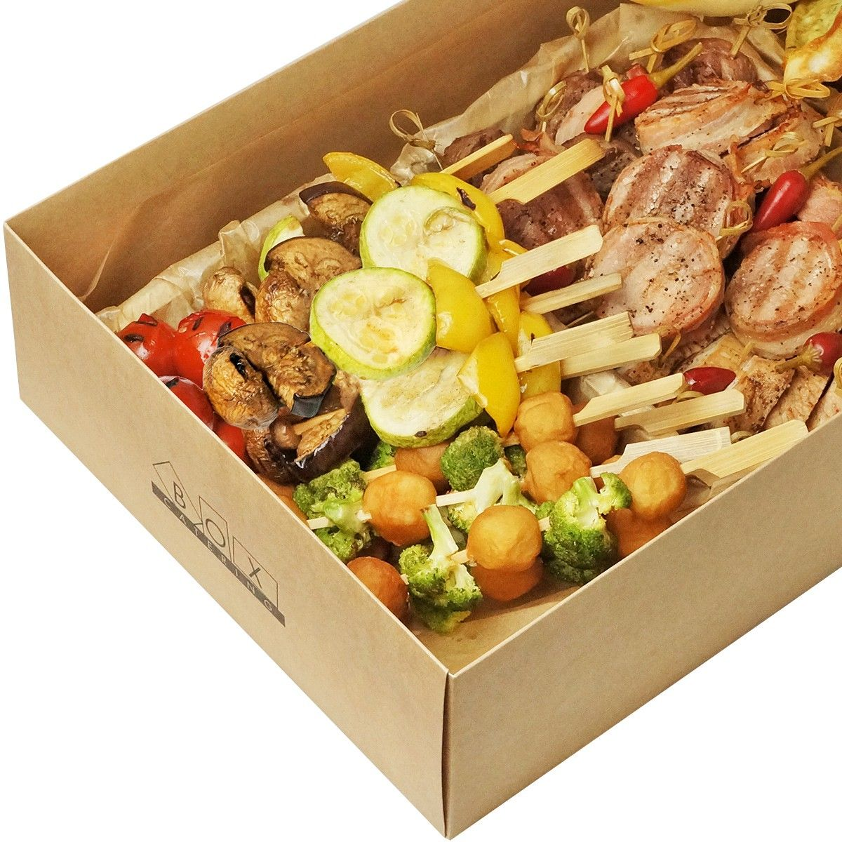 3 мяса big box фото 4