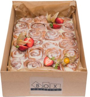 Cinnabon big box: 799 грн. фото 8
