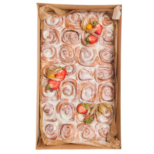 Cinnabon big box