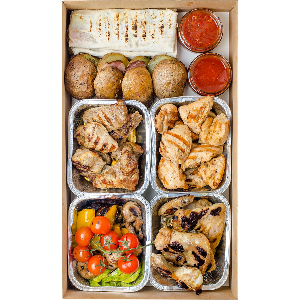 Grill big box  фото 1