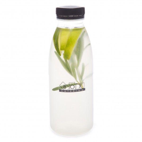 Лимонад smart лайм-розмарин